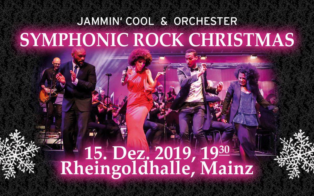 3. Symphonic Rock Christmas in Mainz