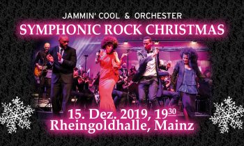 3. Symphonic Rock Christmas in Mainz