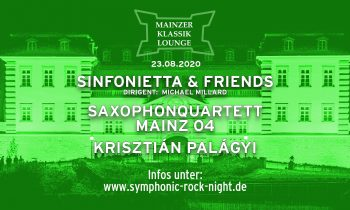 Mainzer Klassik Lounge, 23.08.2020