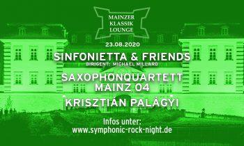 Mainzer Klassik Lounge, 23.08.2020